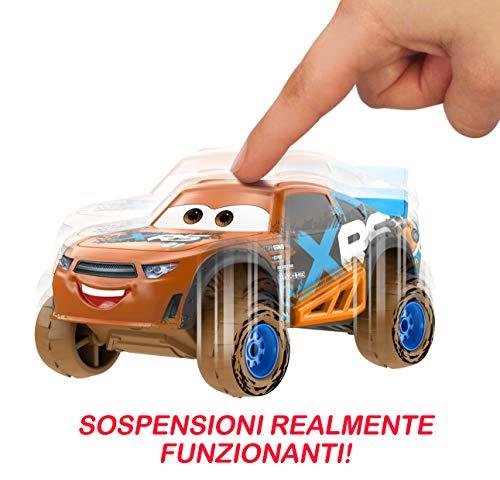 Disney Cars XRS Mud Racing Ryan