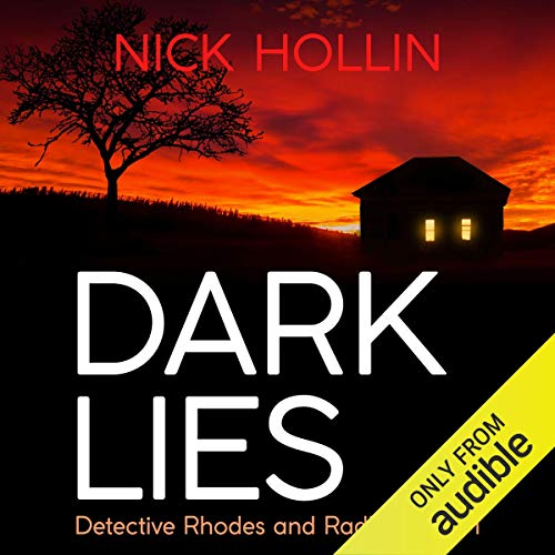 Dark Lies cover art