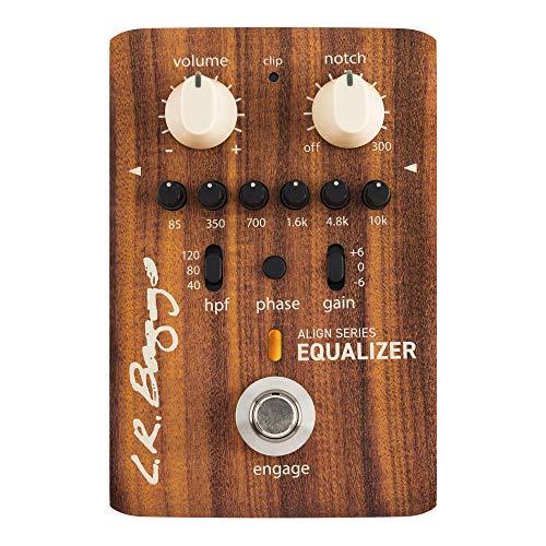 L.R. Baggs Equalizer Align - Pedal para guitarra acústica