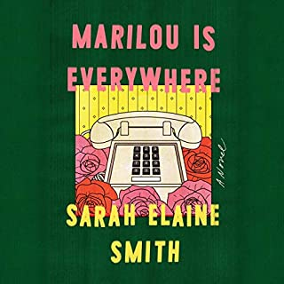 Marilou Is Everywhere audiobook cover art