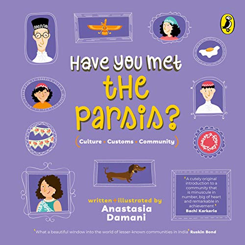Have You Met The Parsis? (English Edition)
