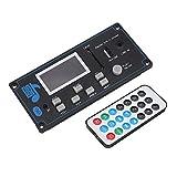 LDTR DIY Electronic Kit Bluetooth MP3 Tablero de decodificador de Audio WMA USB SD FM AUX Decodificación de Coche MP3 Módulo Letras Sincronización 8 7MHZ ~ 108MHz