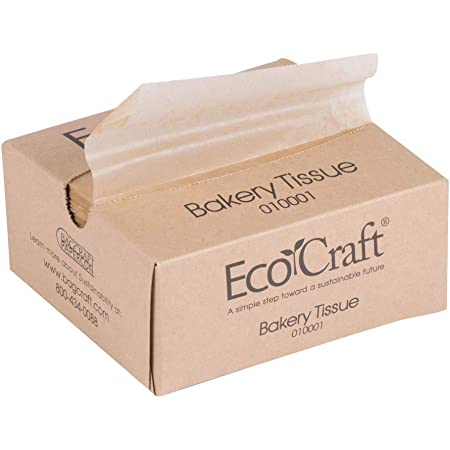 ECOCRAFT GREASE RESISTANT clamshell Wings Sandwich Box 200 ct NAT-F608RAVF
