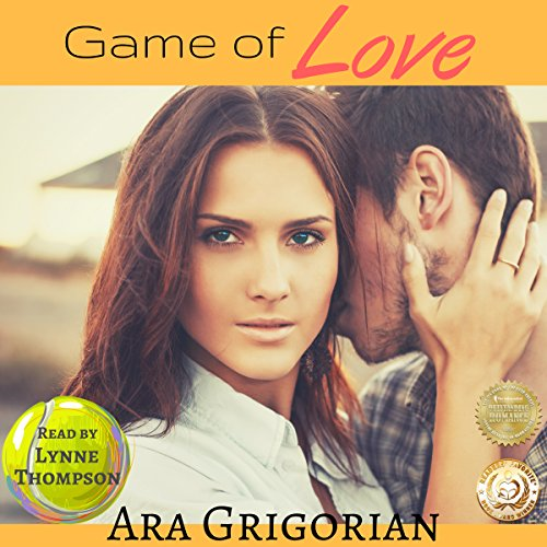 Game of Love audiobook cover art