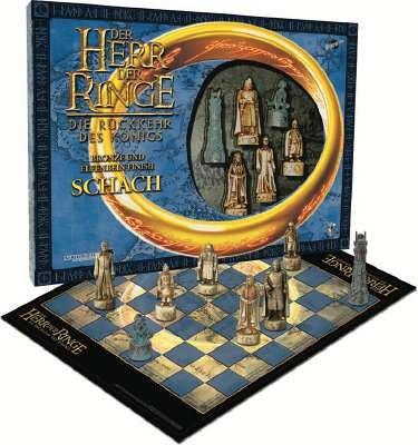Schachspiel Die Rückkehr des Königs