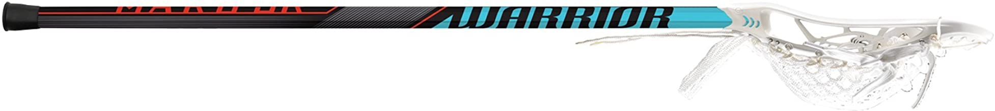 WARRIOR Regulator Max Unstrung Lacrosse Sticks Army Green Brine-Warrior Lacrosse RMXUN