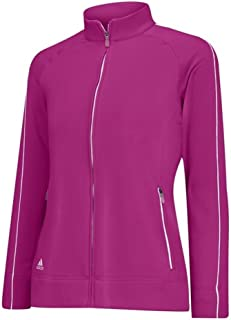 Golf Girl's 3-Stripe Piped Jacket