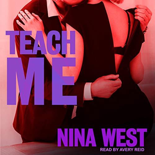 Teach Me audiobook cover art