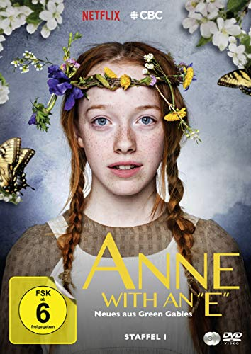Anne with an E: Neues aus Green Gables - Staffel 1 [Alemania] [DVD]