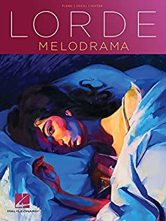Lorde - Melodrama (Piano, Vocal, Guitar Artist Songbook)