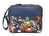 Die besten AVENGERS Messenger Bags - Avengers Symbol Kuriertasche Courier Bag Bewertungen