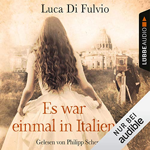 Es war einmal in Italien cover art
