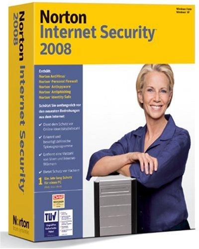 Norton Internet Security 2008 - deutsch