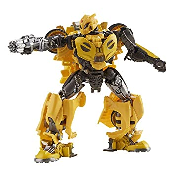 Transformers Toys Studio Series 70 Deluxe Class Bumblebee B-127 Action Figure - Ages 8 and Up 4.5-inch