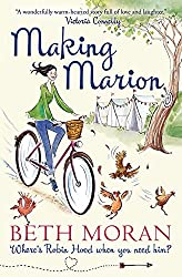 Contemporary Christian Romance Book Recommendation - Making Marion by Beth Moran