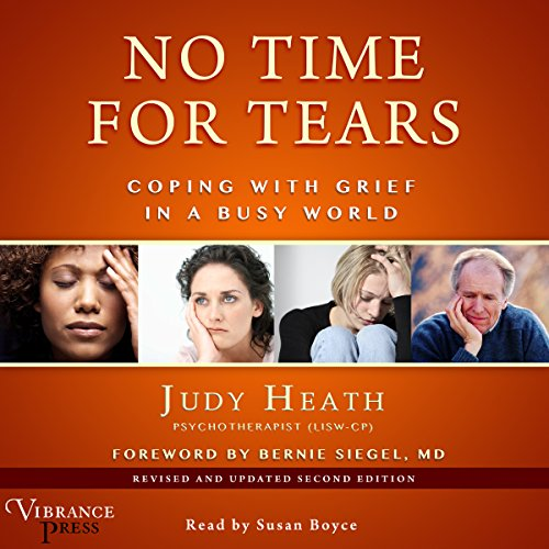 No Time for Tears cover art