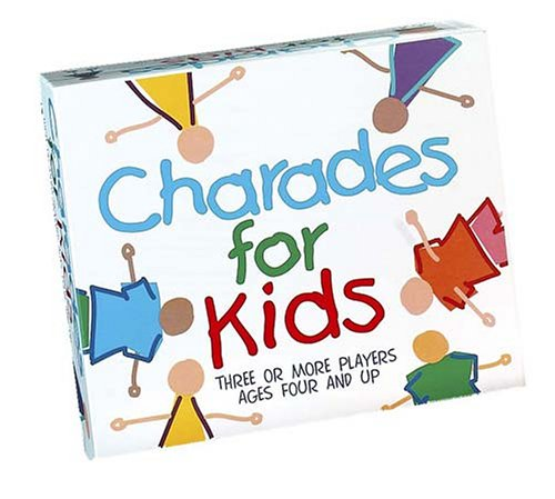 Paul Lamond Games - Charades for Kids, Gioco in Scatola [Importato da UK]