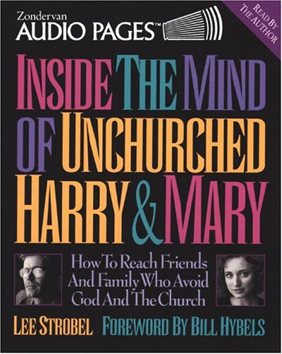 『Inside the Mind of Unchurched Harry and Mary』のカバーアート
