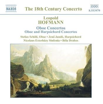 HOFMANN: Oboe Concertos