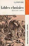 Fables choisies - Hachette Jeunesse - 16/09/1998