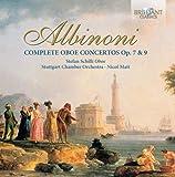 Albinoni: Violin and Oboe Concertos Op. 7 & 9