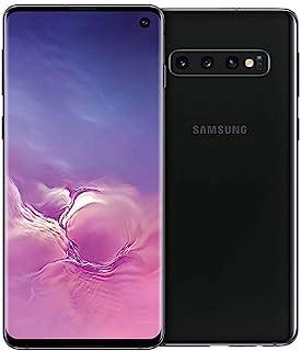 Samsung SM-G973FZKDDBT Galaxy S10-smartphone, 128 GB Innerminne, Tysk version, Svart