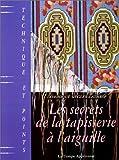 Les secrets de la tapisserie à l'aiguille