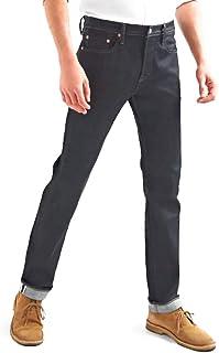 GAP Men's Jeans, Kaihara Selvedge, Raw Denim, Stretch Slim Fit with GapFlex