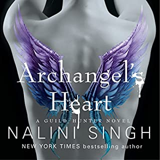 Archangel's Heart     The Guild Hunter, Book 9              By:                                                                                                                                 Nalini Singh                               Narrated by:                                                                                                                                 Justine Eyre                      Length: 13 hrs and 20 mins     35 ratings     Overall 4.7
