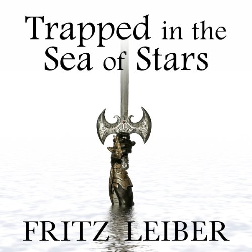 Trapped in the Sea of Stars audiobook cover art