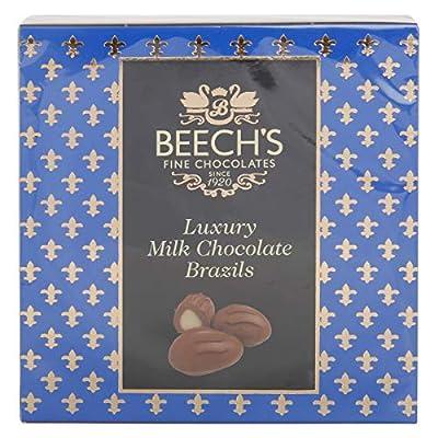 beech's fine chocolates luxury milk chocolate brazils 90g Beech's Fine Chocolates Luxury Milk Chocolate Brazils 90g 51T59eDD6IL
