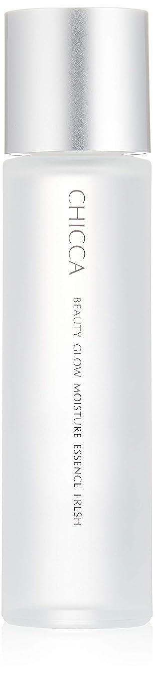 焦がす数身元CHICCA(キッカ) キッカ ビューティグロウ モイスチャーエッセンス リッチ 125ml 化粧水