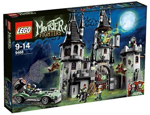 LEGO Monster Fighters 9468 - Vampirschloss