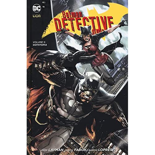 Batman detective comics: 5