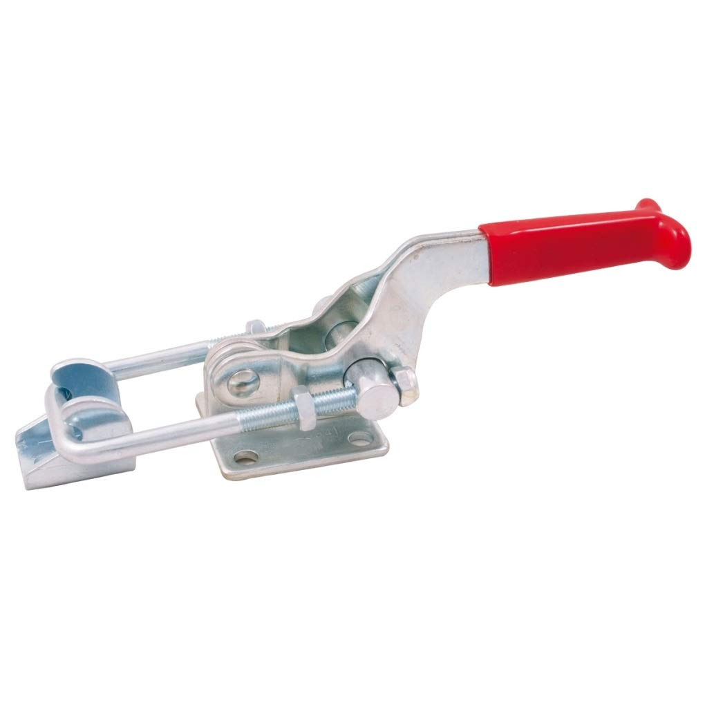 HHIP 3900-0402 Pull Action Latch Toggle Clamp with 350 lb. Holdi