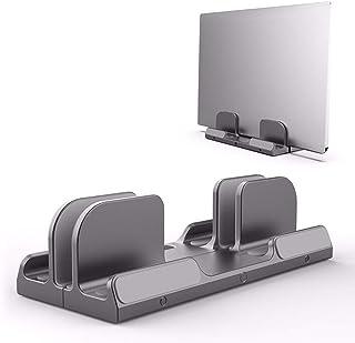 Laptop Stand De Escritorio Aumento Notebook Disipador De Calor De Aluminio De Aleación Ordenador Vertical De Almacenamient...