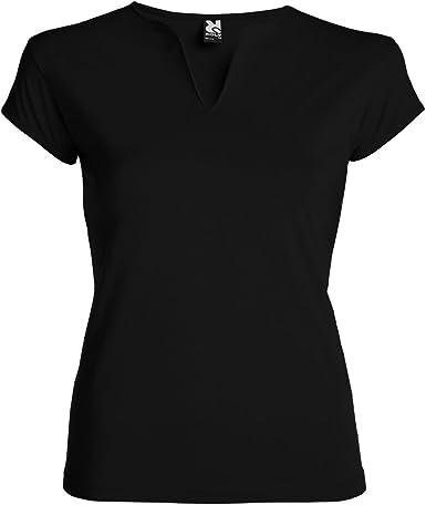 Dalim Camiseta Negra para Mujer Belice : Amazon.es: Ropa