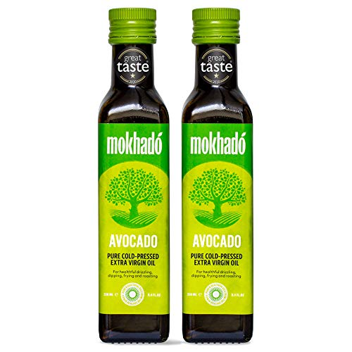 Mokhado - Aceite de nueces de macadamia 250 ml (Pack of 2)