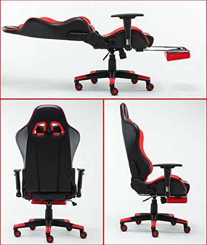 Gamingstuhl Schreibtischstuhl Bürostuhl Bild 6*