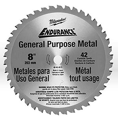 Milwaukee Electric Tool - 48-40-4515 - Endurance Carbide Circular Saw Blades (Each)