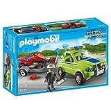PLAYMOBIL - City Action Paisajista con Cortacésped Playsets de Figuras de jugete, Color Multicolor (6111)