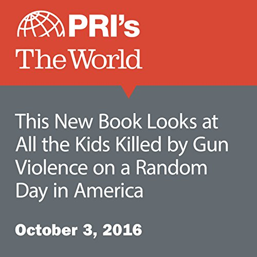 This New Book Looks at All the Kids Killed by Gun Violence on a Random Day in America audiobook cover art