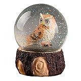 CHENXIANGTA8 Bola de Cristal Bola de Cristal adornador Creativo búho nórdico Bola de Cristal Bolas Decorativas Bolas Decorativas Adivinación con Bola de Cristal