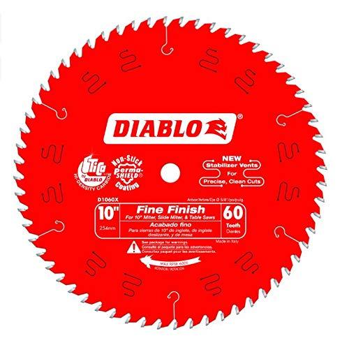 Freud Diablo 10″ x 60T