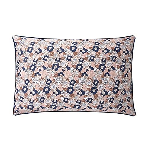 Funda de Almohada Estampada de satén de algodón, 50 x 75 cm, lencería, AAAAAAAAAAAArex.