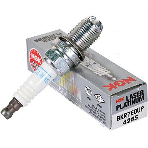 NGK 4285 BKR7EQUP - Bujía láser de platino (1 unidad)