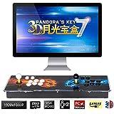 L&U Consola de Juegos 3D Pandora Key 7 Retro Arcade | 2253 Juegos Retro HD (160...