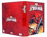 Copertina Ad Anelli Rosso Ultimate Spiderman
