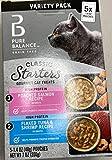 Pure Balance Grain Free, Classic Starters Goumet Cat Treats