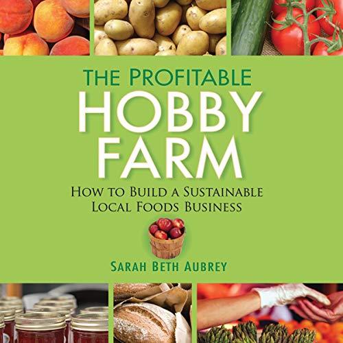The Profitable Hobby Farm cover art